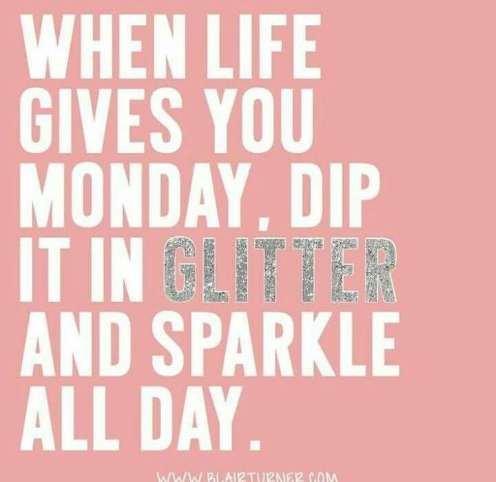 POSITIVE THOUGHTS TO START THE WEEK! \u2013 Motivational Monday \u2013 Derri-Ann