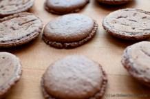 Macarons au chocolat (2)