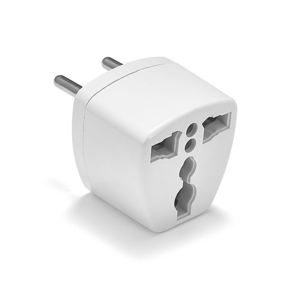 Travel Adapter Eu To Uk Eu Plug Adapter Converter Us Au Uk To European Euro Europe Ac Travel Power Adapter Electric Socket Electric Outlet