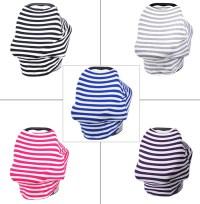 Black Breastfeeding Nursing Scarf | Rosegal.com