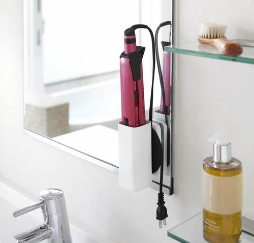 Store Hair Straightener Stand