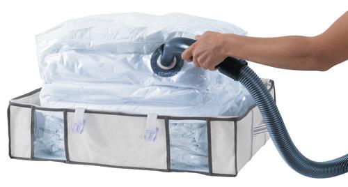 Store Vacuum Pack Storage Box 145 Litre