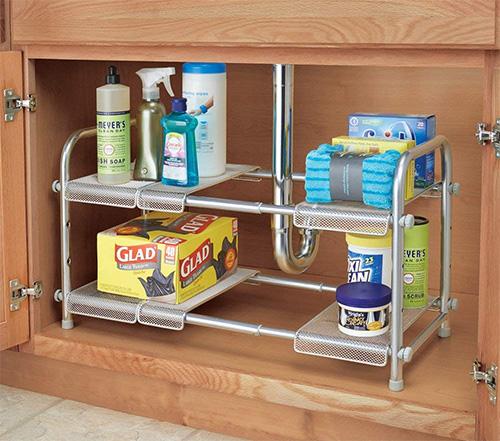 Store Under Sink Organiser Cabrini
