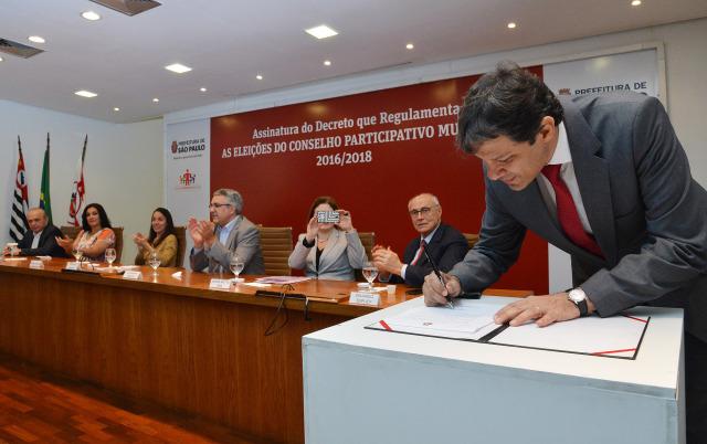 Eleição para o Conselho Participativo Municipal de São Paulo incluirá imigrantes e será em dezembro