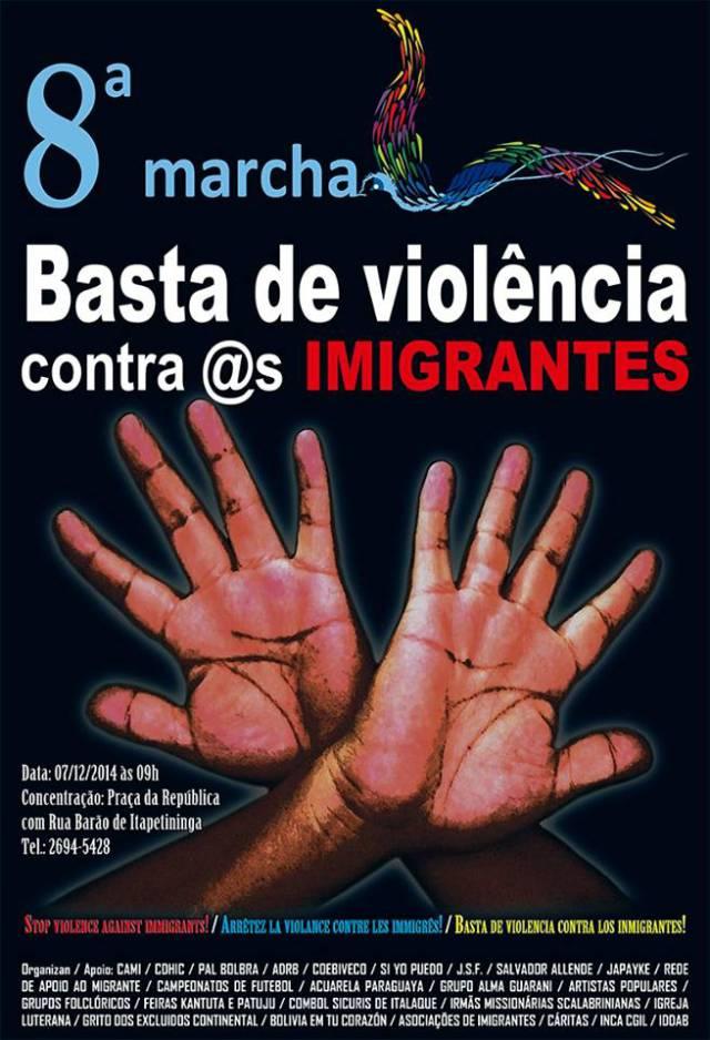 Contra xenofobia, precisamos aprender a nos colocar no lugar do migrante