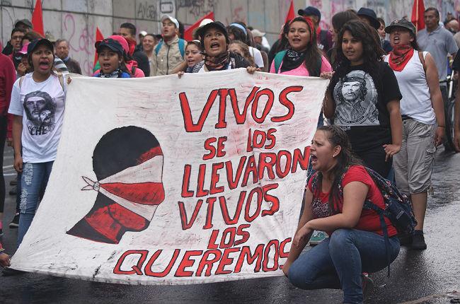 México: As vitórias de Ayotzinapa