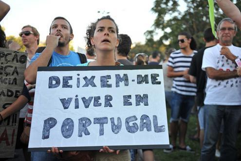 Portugal: Emigração mantém-se em máximos históricos