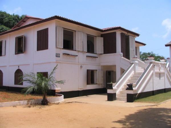 5 lugares de memória da escravidão na África
