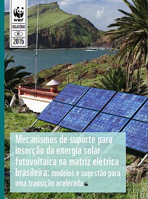 """WWF: """"Investir em energia solar custa 8 vezes menos que em termelétricas"""""""