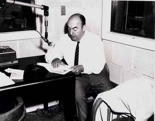 Neruda foi morto porque sairia do Chile para denunciar Pinochet, diz ex-assessor do poeta