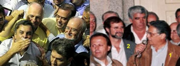 Condenado a 20 anos, ex-presidente do PSDB e pai do mensalão não passará um dia sequer na cadeia