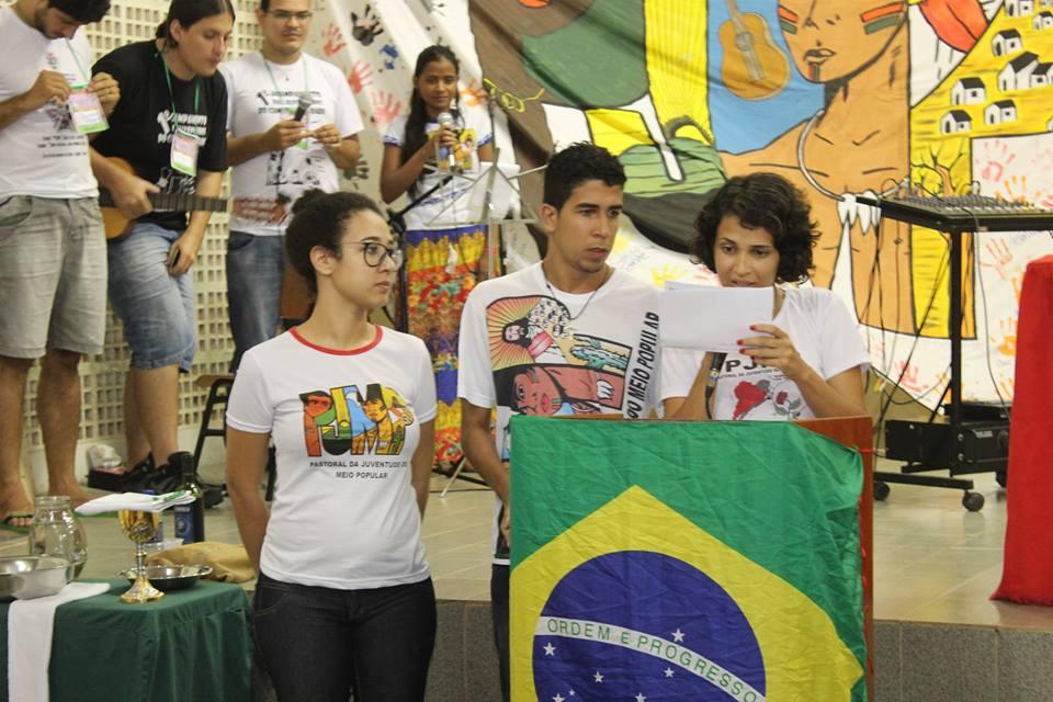 PJMP do Brasil pede proteção aos perseguidos\as que estão em luta pelos povos