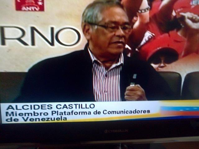 """Venezuela – Alcides Castillo: """"Lutaremos até vencer."""""""