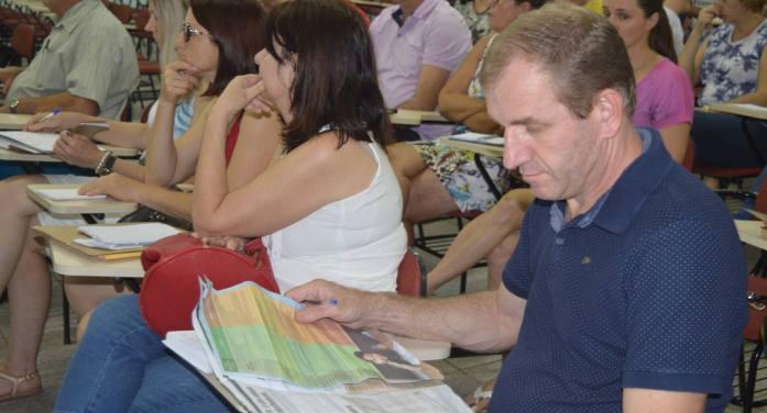 Curso de Formação Continuada reunirá Educadores/as do Sinte regional de São Miguel do Oeste/SC, neste sábado