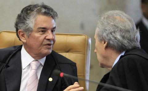 Ministro Marco Aurélio renuncia à presidência da Comissão de Regimento Interno