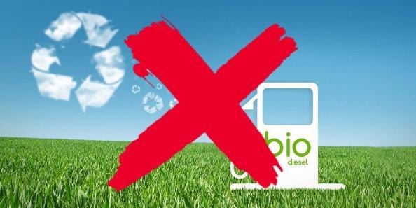 Biodiesel é pior que petróleo, afirmam ambientalistas