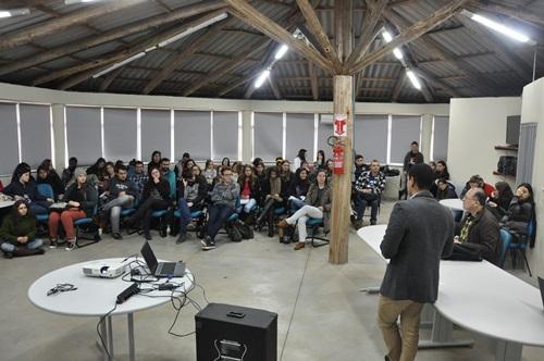 Ocupação política e cultural na UFSM demarca a luta pela Educação Pública