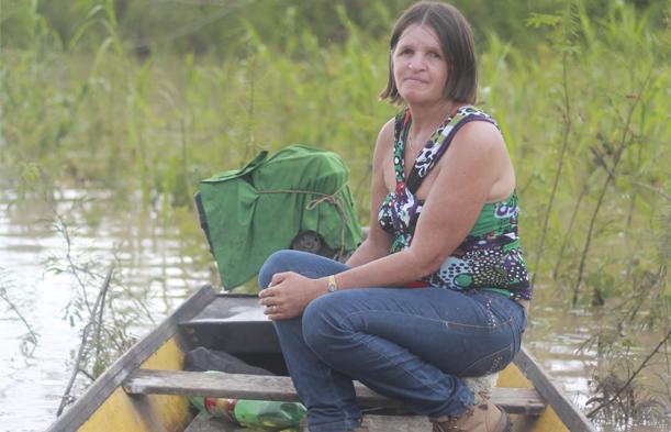 Corpo de Nicinha, militante do MAB, é encontrado após cinco meses desaparecido