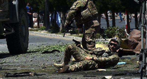 Líderes da OTAN continuarão financiando operação no Afeganistão