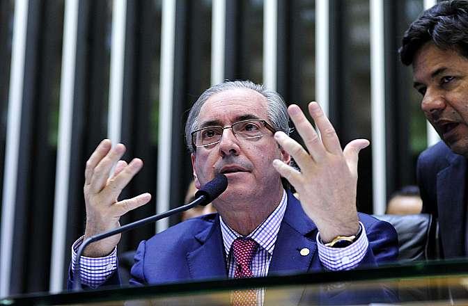 Cunha afirma que bloqueio de conta compromete sua 'sobrevivência'