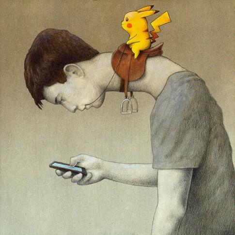 Pokémon e o sequestro do desejo