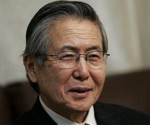 Anulam condena de oito anos para Fujimori, ex-presidente peruano