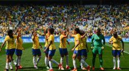 As atletas brasileiras e as Olimpíadas do Rio
