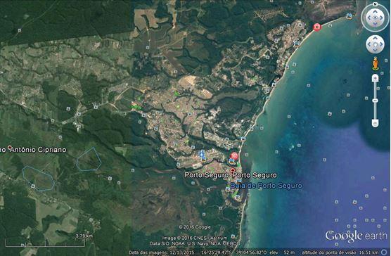 A lógica capital predatória inviabilizará o turismo em Porto Seguro