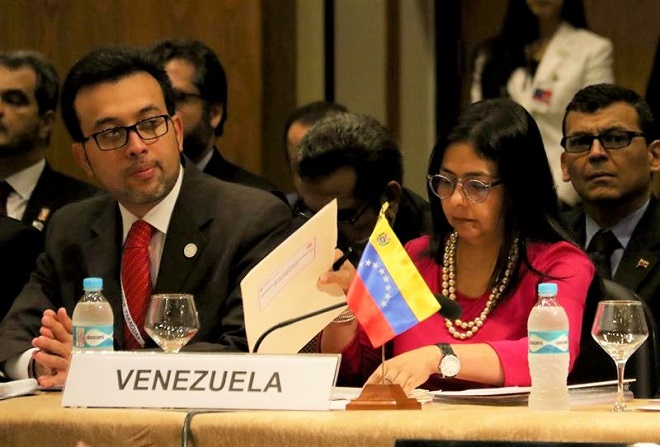 Venezuela é suspensa do Mercosul