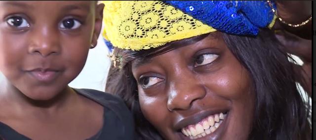 A força da mulher senegalesa