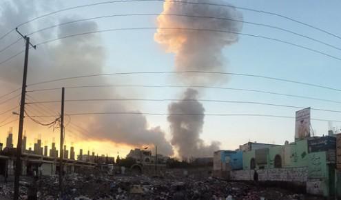 Ataques sauditas destroem escassos recursos agrícolas do Iêmen