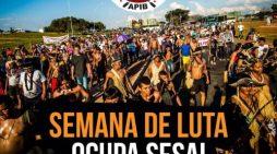 Manifesto pela defesa do Subsistema de saúde indígena