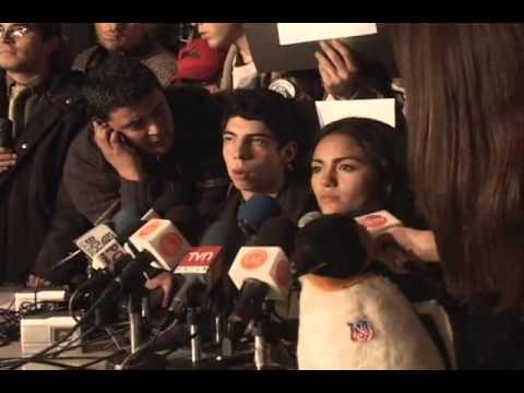 Vídeo: A Revolução dos Pinguins. Os estudantes chilenos em rebelião