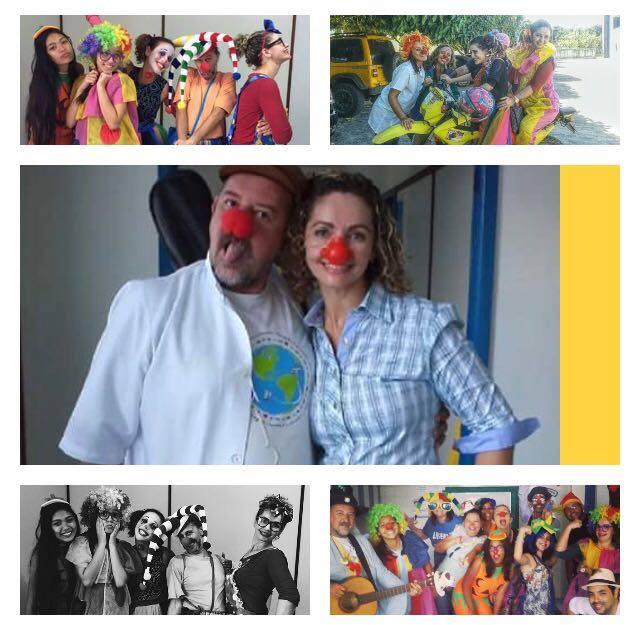 Doutores Maluquinhos: levando alegria aos enfermos em Porto Seguro