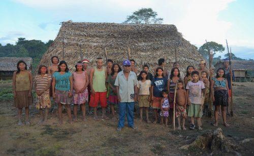 Saúde e dinâmicas de ocupação territorial dos Tyohom-dyapa no Vale do Javari