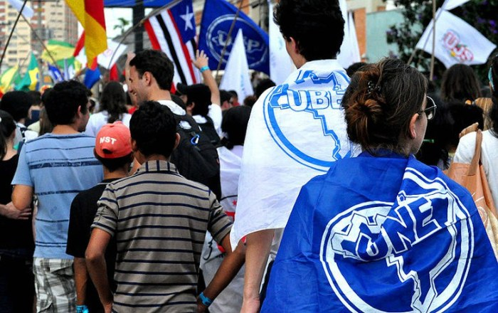 Entidades estudantis repudiam ameaça do MEC