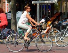 Bicicleta beneficia economia da Europa em € 205 bilhões por ano
