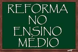 A medida provisória nº 746 e sua proposta de reforma para o ensino médio: Algumas ponderações