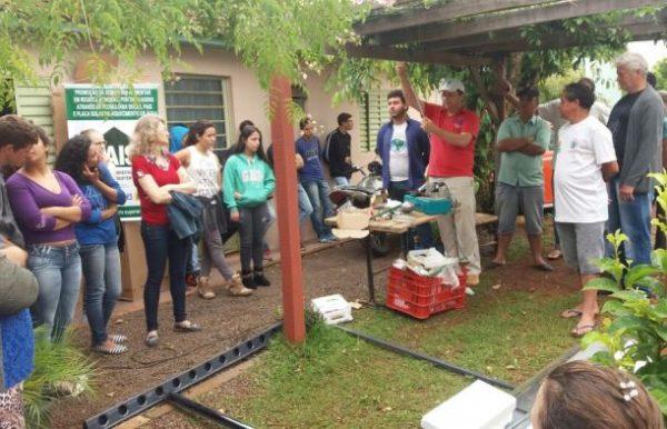 No RS, MAB realiza encontros com juventude ameaçada pelas barragens de Garabi e Panambi