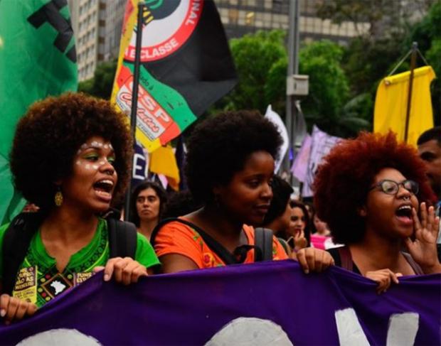 Feminismo, esquerda e futuros possíveis