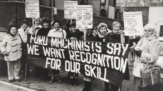 O capitalismo pede às mulheres trabalhadoras mais 170 anos de paciência