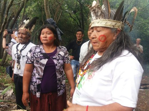 """VI encontro dos Kujã Kaingang: """"nossa força ancestral nos encoraja a lutar"""""""