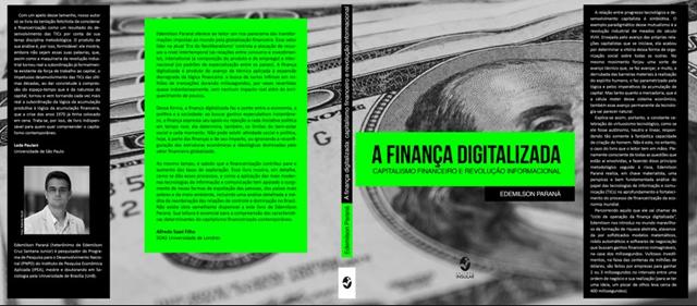 Livro abre a caixa-preta da digitalização das finanças