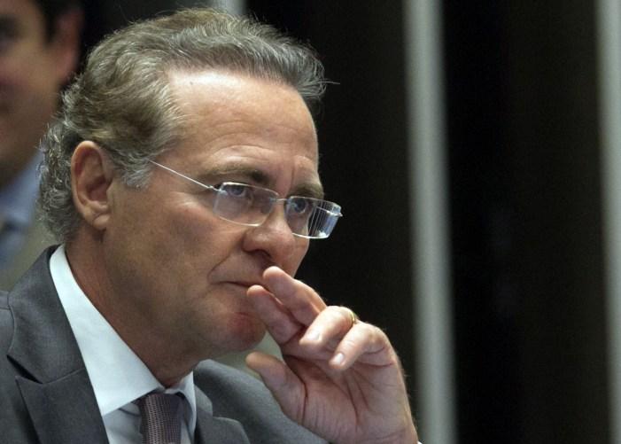Renan recusa notificação, e Senado vai aguardar julgamento do plenário do STF