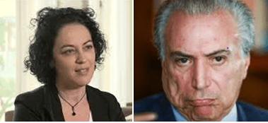 Marcia Tiburi: Carta aberta a Michel Temer