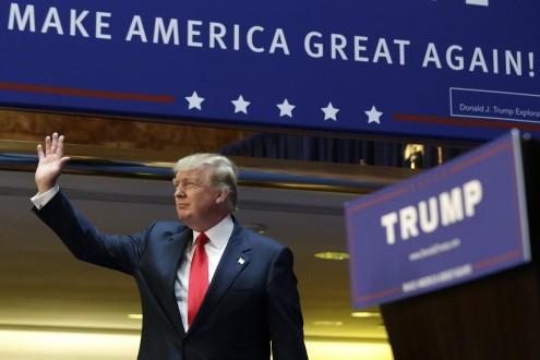 Trump como sintoma da cegueira da casta
