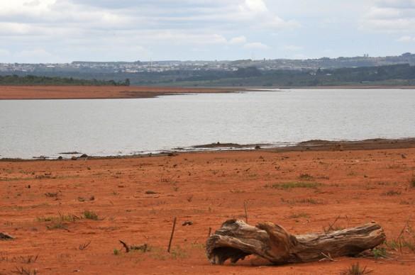 Começa o racionamento de água no Distrito Federal