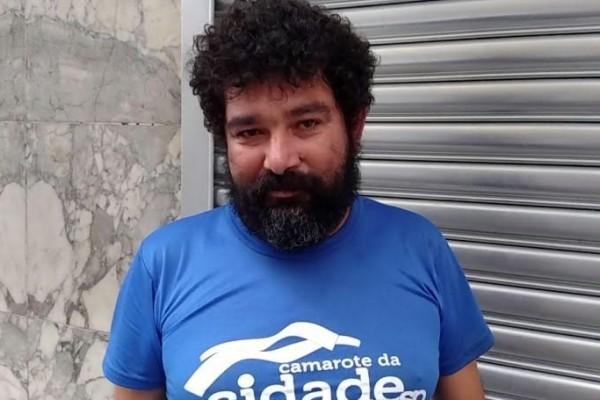 """""""Eu poderia processar ele"""": exposto sem autorização no Facebook, diz sem teto Gerson"""