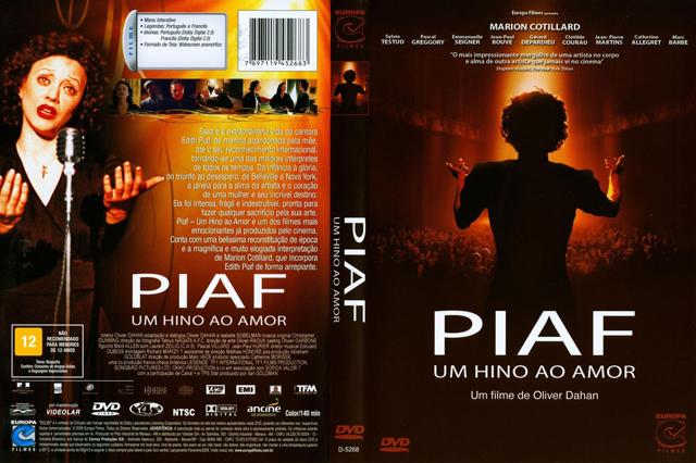 Piaf – Um Hino ao Amor, grátis no CIC