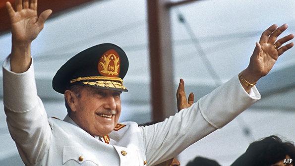 Quanto vale a fortuna do ditador Pinochet